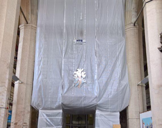 St. Jakobi Kirche Stralsund Restaurierung Memel Orgel    2017 – 2018